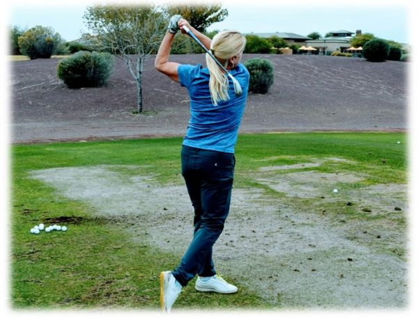 Hitting Irons for Golf Beginners