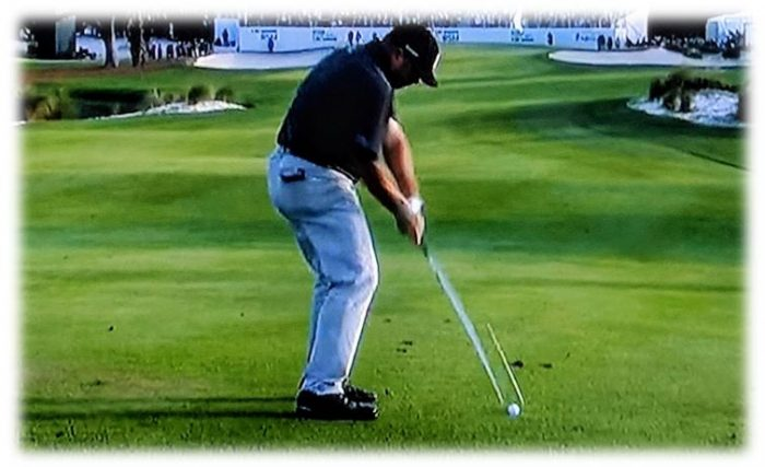 Secrets to a consistant golf swing