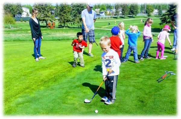 What Age to Start Golf Lessons